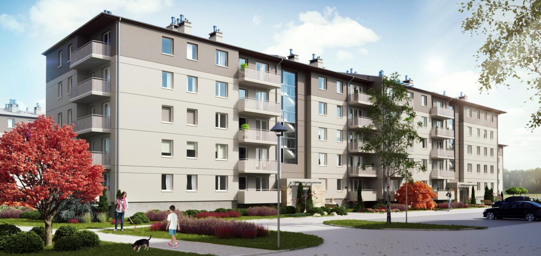 Ruszyła budowa kolejnego budynku na Osiedlu Bartąg.