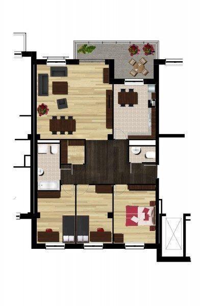 Ostatni gotowy apartament przy Leśnej