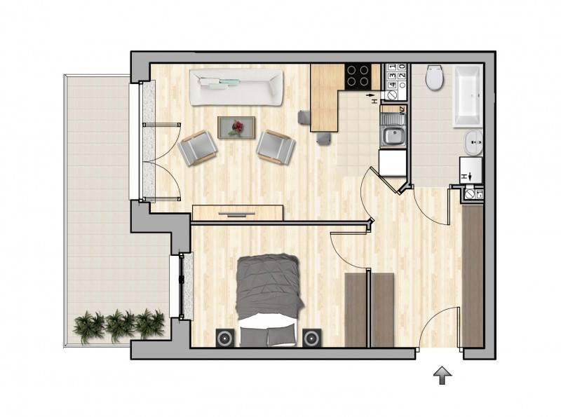 Ostatnie mieszkania w B5