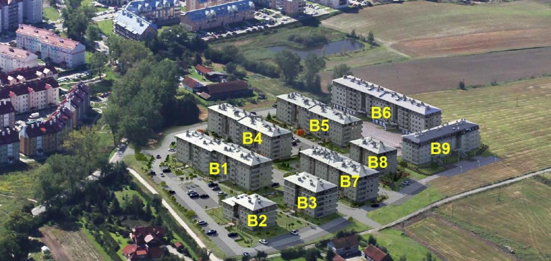 Zobacz B6 - ostatni budynek w tym etapie Osiedla Bartąg!