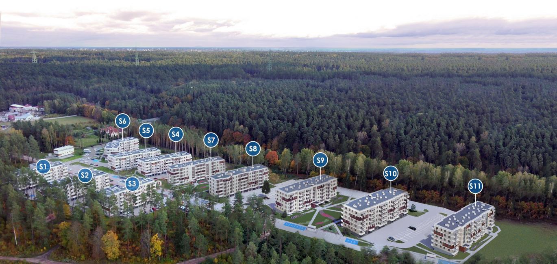 Trzy nowe budynki w ofercie Sterowców oraz Bartąga