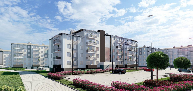 Rusza sprzedaż mieszkań w budynku B16!