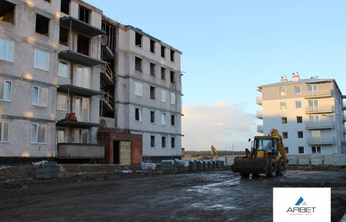 Zobacz najnowsze zdjęcia z budowy Osiedla Bartąg