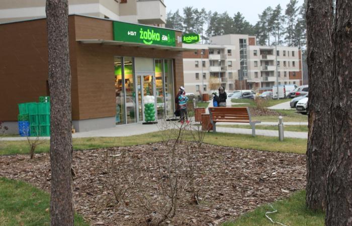Pierwszy sklep na Osiedlu Sterowców już otwarty!